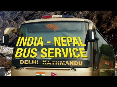 Nepal-India-bus-service-
