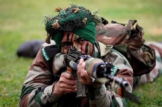 Punjab Regiment – Always love to learn